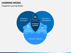 Learning Model PPT Slide 1