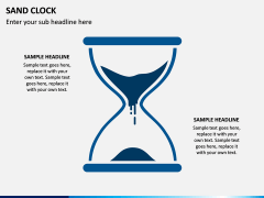 Sand Clock PPT Slide 4