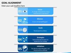 Goal Alignment PPT Slide 3