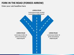 Fork in the Road PPT Slide 8