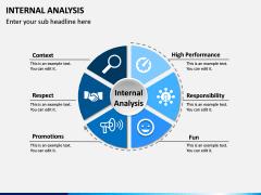 Internal Analysis PPT slide 1