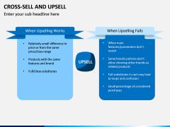 Cross Selling Up Selling PPT Slide 14