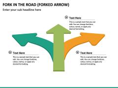Fork in the Road PPT Slide 15