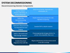 System Decommissioning PPT Slide 8