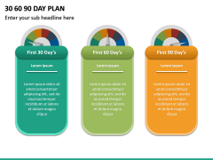 30 60 90 Day Plan PPT Slide 28