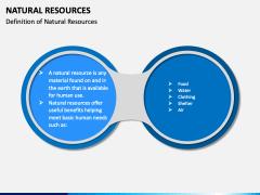 Natural Resources PPT Slide 1