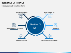 Internet of Things (IOT) PPT Slide 7