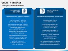 Growth Mindset PPT Slide 11