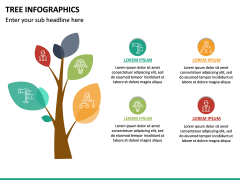 Tree Infographics PPT Slide 32
