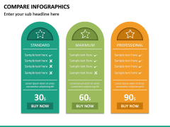Compare Infographics PPT slide 42