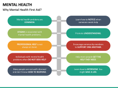 Mental Health PPT Slide 43