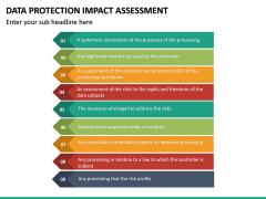 Data Protection Impact Assessment (DPIA) PPT Slide 22