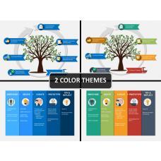 Curriculum development PPT cover slide