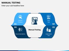 Manual Testing PPT Slide 1