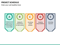 Project Schedule PPT Slide 25