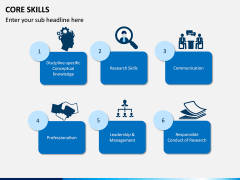Core Skills PPT slide 6