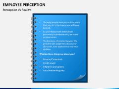 Employee Perception PPT Slide 3