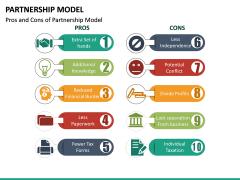 Partnership Model PPT Slide 25