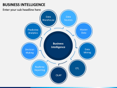 Business Intelligence PPT Slide 1