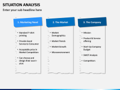 Situation Analysis PPT slide 10