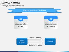Service Promise PPT slide 8