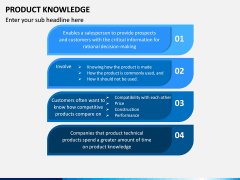 Product Knowledge PPT Slide 8