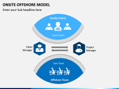 Onsite Offshore Model PPT Slide 6