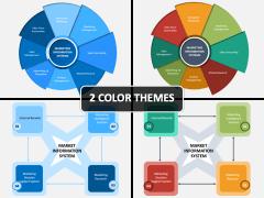 Marketing Information System PPT Cover Slide