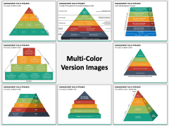 Management Skills Pyramid PPT MC Combined