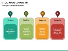 Situational Leadership PPT Slide 33