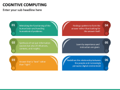 Cognitive Computing PPT Slide 21