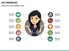 Key Priorities PPT slide 18