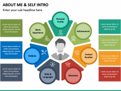 About Me / Self Intro PPT Slide 17