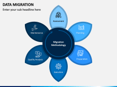 Data Migration PPT Slide 1