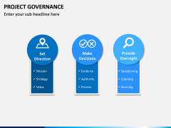 Project Governance PPT slide 13