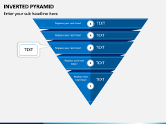 Inverted Pyramid PPT Slide 1