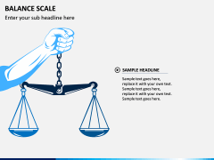 Balance Scale PPT Slide 4