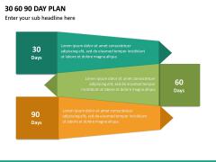 30 60 90 Day Plan PPT Slide 43