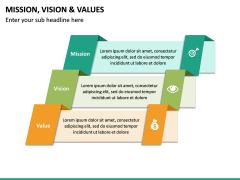 Mission, Vision and Values PPT Slide 35