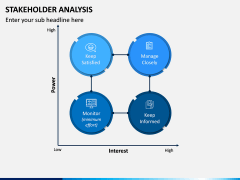 Stakeholder Analysis PPT Slide 8