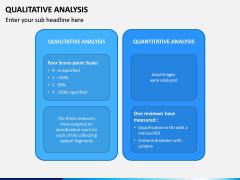 Qualitative Analysis PPT Slide 10