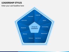 Leadership Styles PPT Slide 1