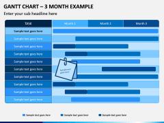 Gantt Chart PPT Slide 5