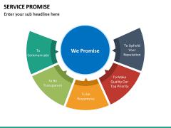 Service Promise PPT slide 21