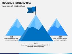 Mountain Infographics PPT Slide 2