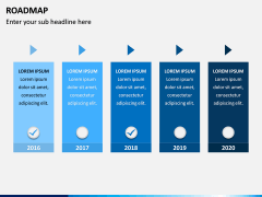 Roadmap PPT Slide 10