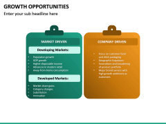 Growth Opportunities PPT Slide 21