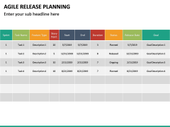 Agile Release Planning PPT Slide 24