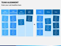 Team Alignment PPT Slide 13