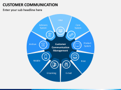 Customer Communication PPT Slide 2